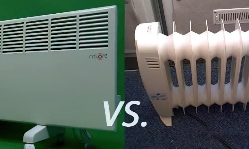 Що краще конвектор або масляний обігрівач - порівняння характеристик 1