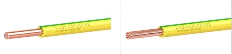 Види кабелів і проводів, їх призначення, характеристики та маркування 2