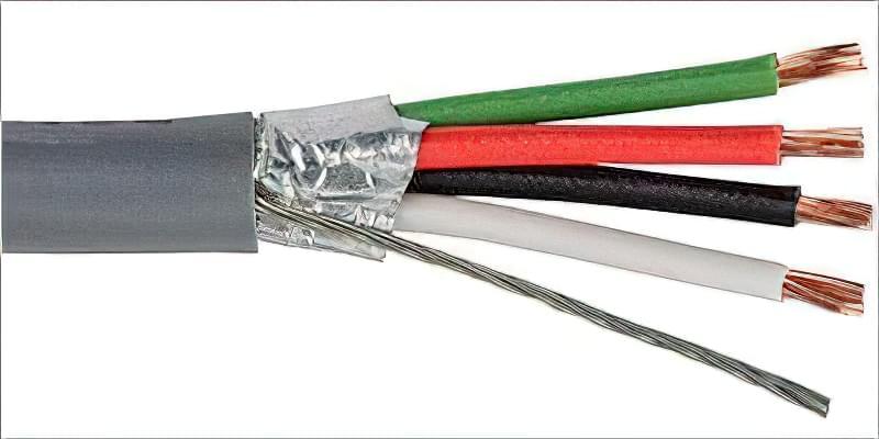 Види кабелів і проводів, їх призначення, характеристики та маркування 3