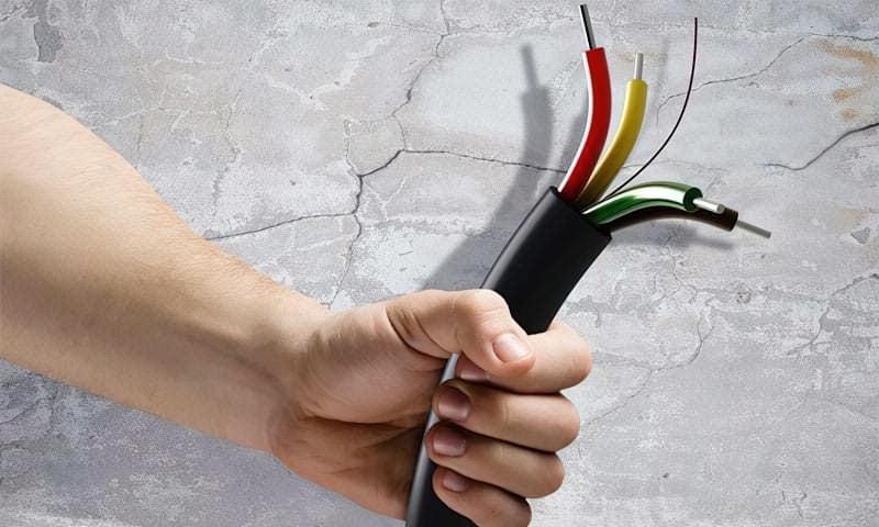 Види кабелів і проводів, їх призначення, характеристики та маркування 1