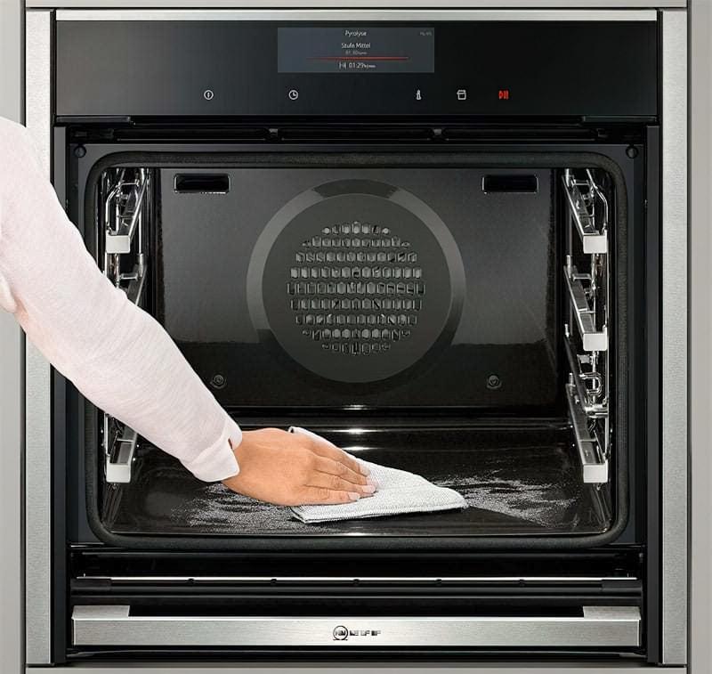 Яке очищення духовки краще – піролітичне, каталітичне або гідролізне 2