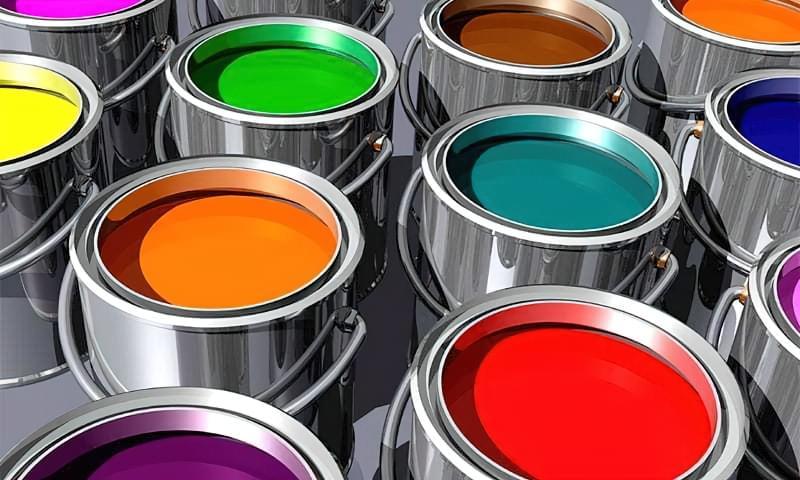 Які бувають види фарб для зовнішніх і внутрішніх робіт 1