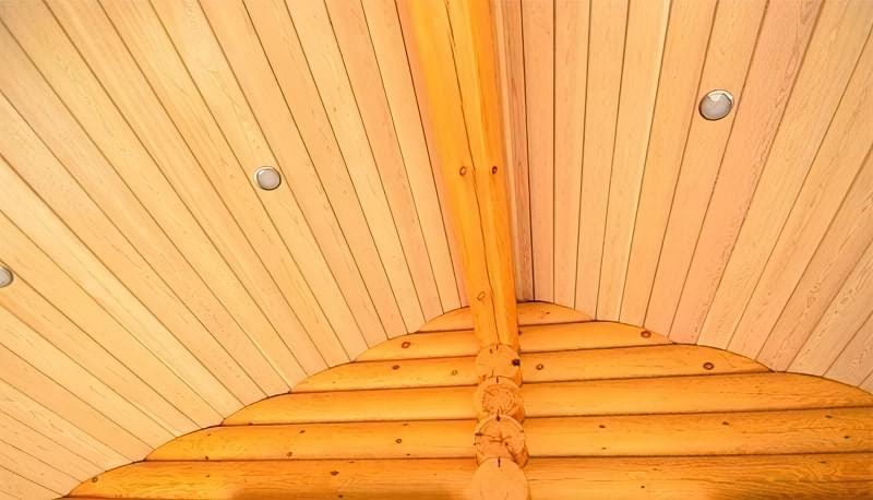 Планкен на стелю