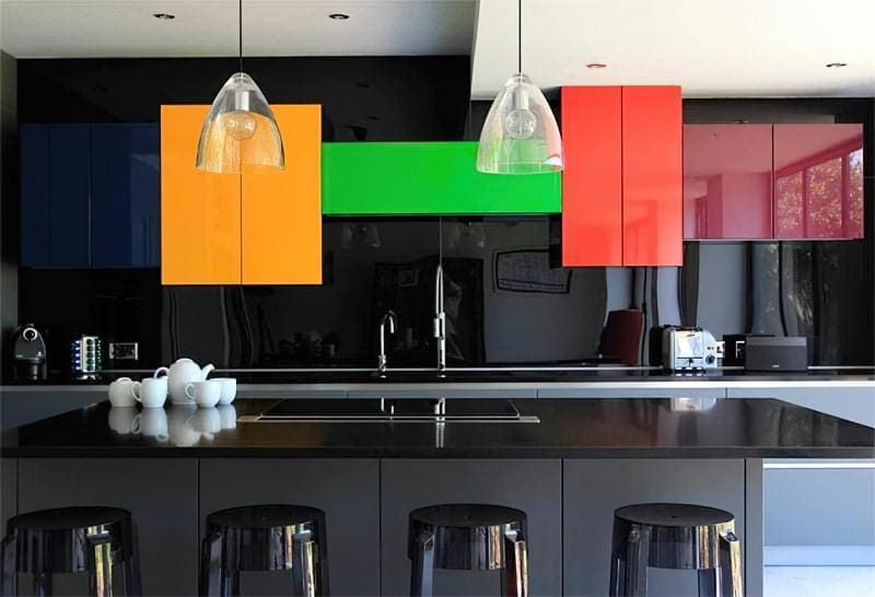 Дизайн кухні в сучасному стилі - поради та ідеї 8