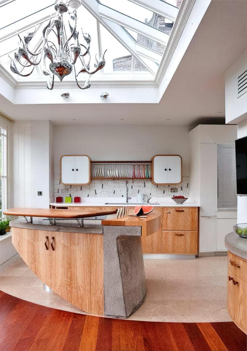 Дизайн кухні в сучасному стилі - поради та ідеї 9