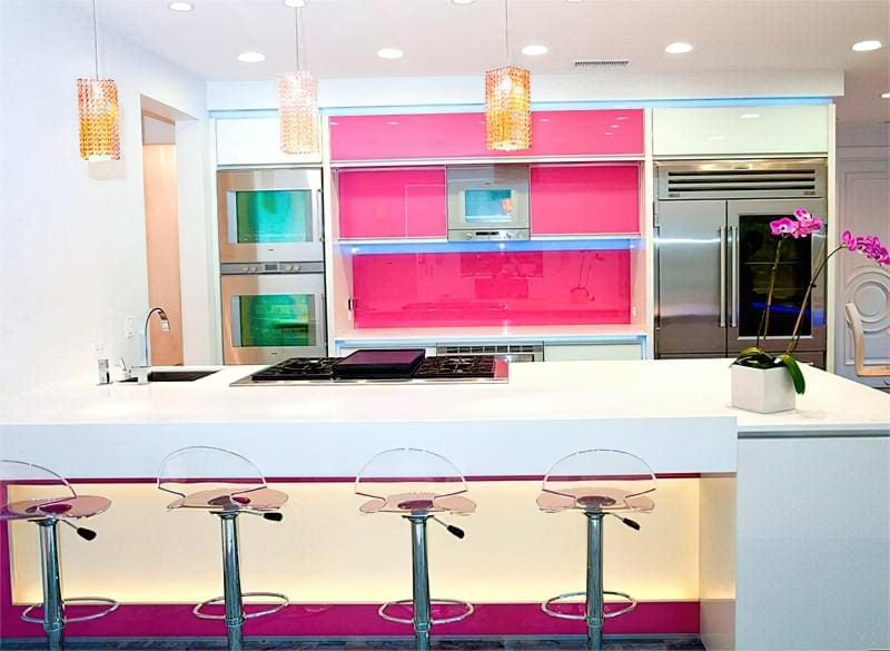 Дизайн кухні в сучасному стилі - поради та ідеї 10