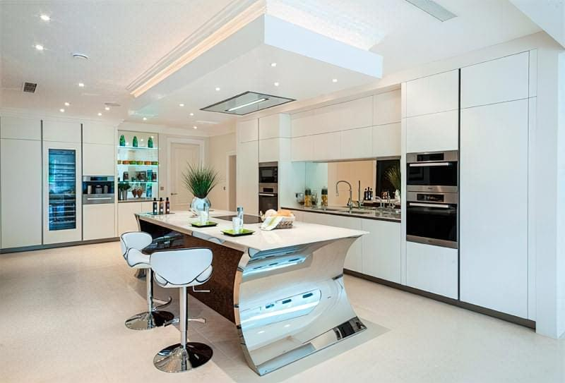 Дизайн кухні в сучасному стилі - поради та ідеї 12