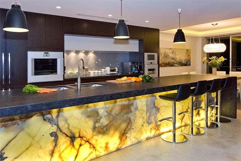 Дизайн кухні в сучасному стилі - поради та ідеї 13