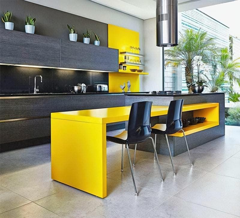 Дизайн кухні в сучасному стилі - поради та ідеї 16