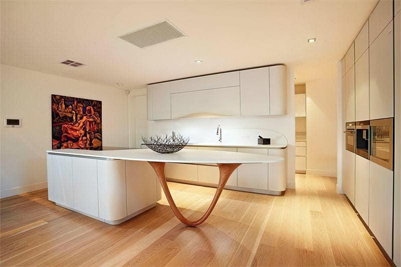 Дизайн кухні в сучасному стилі - поради та ідеї 17