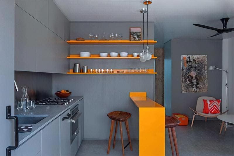 Дизайн кухні в сучасному стилі - поради та ідеї 18