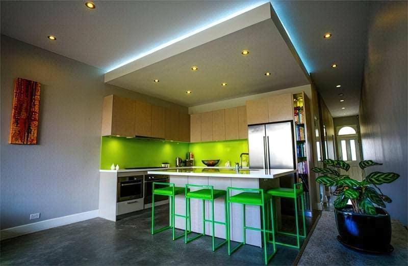 Дизайн кухні в сучасному стилі - поради та ідеї 22