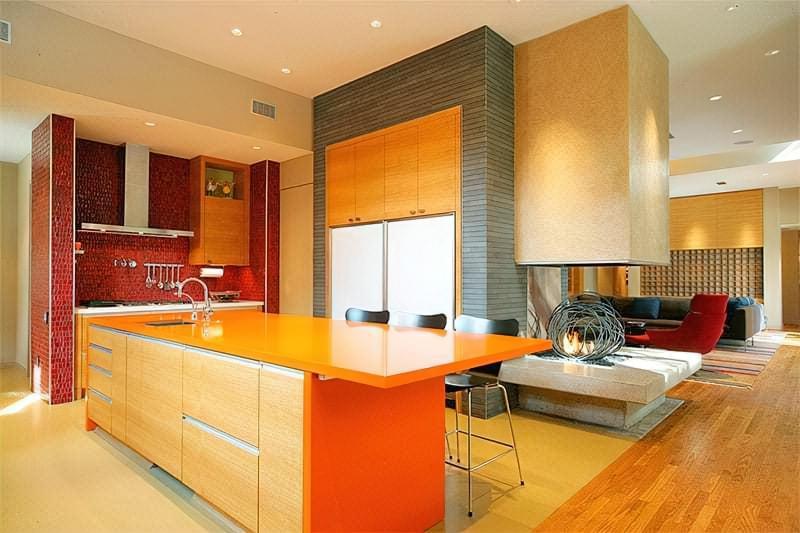 Дизайн кухні в сучасному стилі - поради та ідеї 24