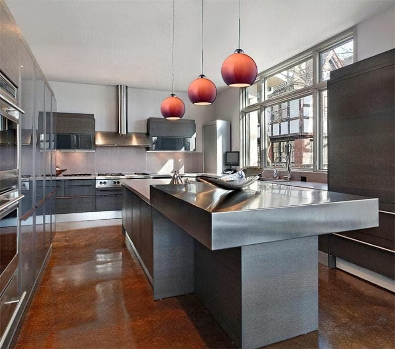 Дизайн кухні в сучасному стилі - поради та ідеї 25