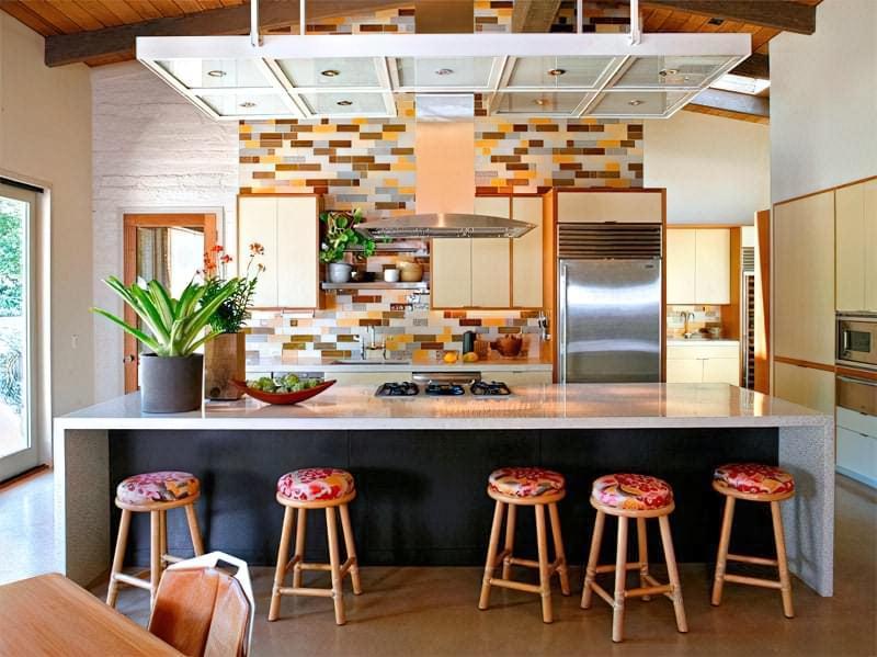 Дизайн кухні в сучасному стилі - поради та ідеї 26