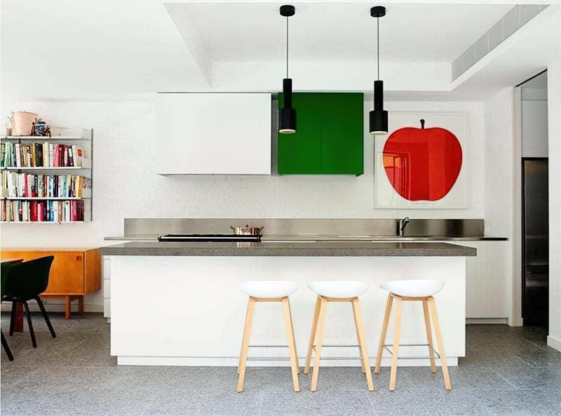 Дизайн кухні в сучасному стилі - поради та ідеї 27