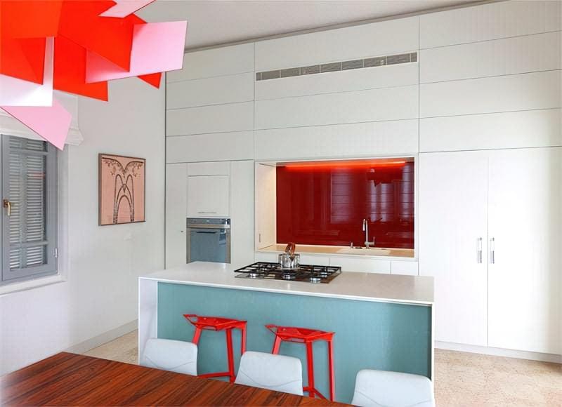 Дизайн кухні в сучасному стилі - поради та ідеї 30