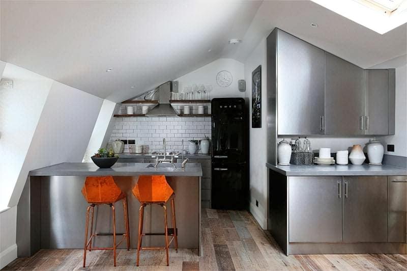 Дизайн кухні в сучасному стилі - поради та ідеї 33