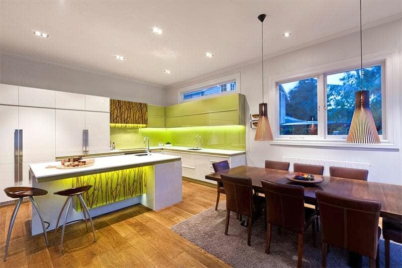 Дизайн кухні в сучасному стилі - поради та ідеї 37