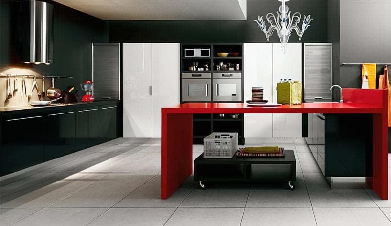 Дизайн кухні в сучасному стилі - поради та ідеї 38