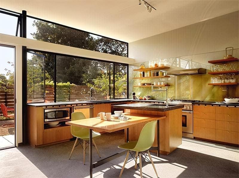 Дизайн кухні в сучасному стилі - поради та ідеї 39