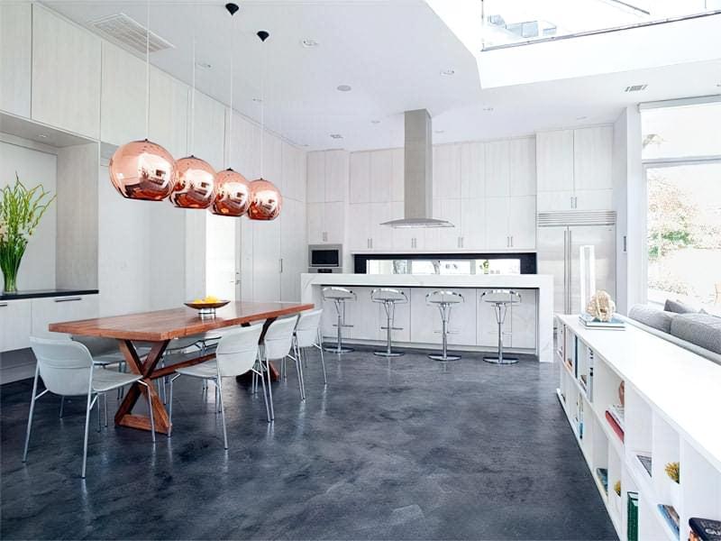 Дизайн кухні в сучасному стилі - поради та ідеї 40