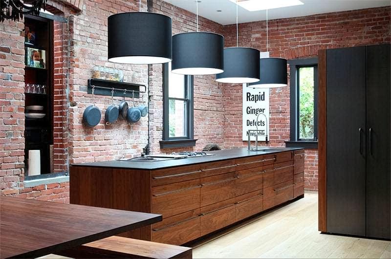 Дизайн кухні в сучасному стилі - поради та ідеї 44