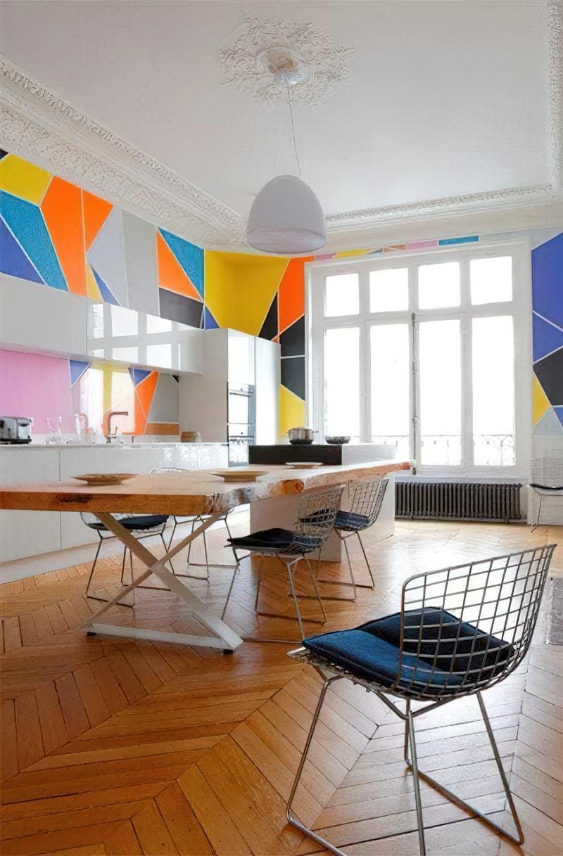 Дизайн кухні в сучасному стилі - поради та ідеї 45