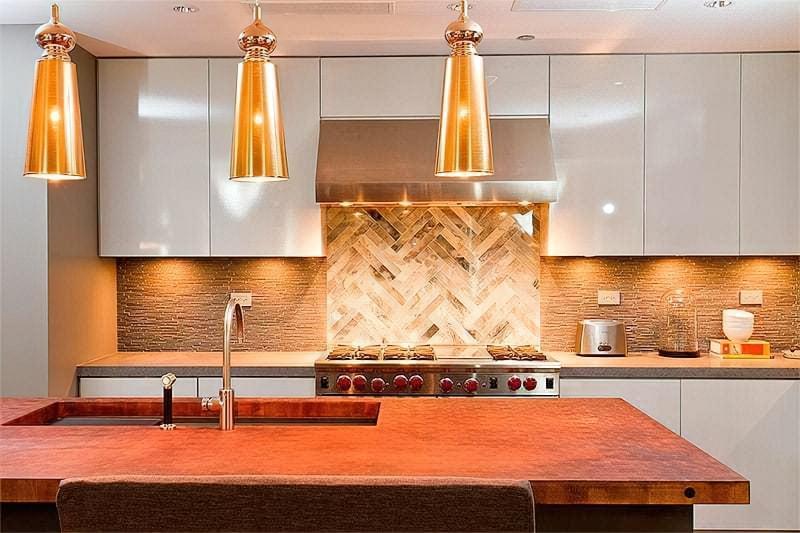 Дизайн кухні в сучасному стилі - поради та ідеї 2