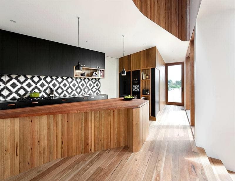 Дизайн кухні в сучасному стилі - поради та ідеї 47