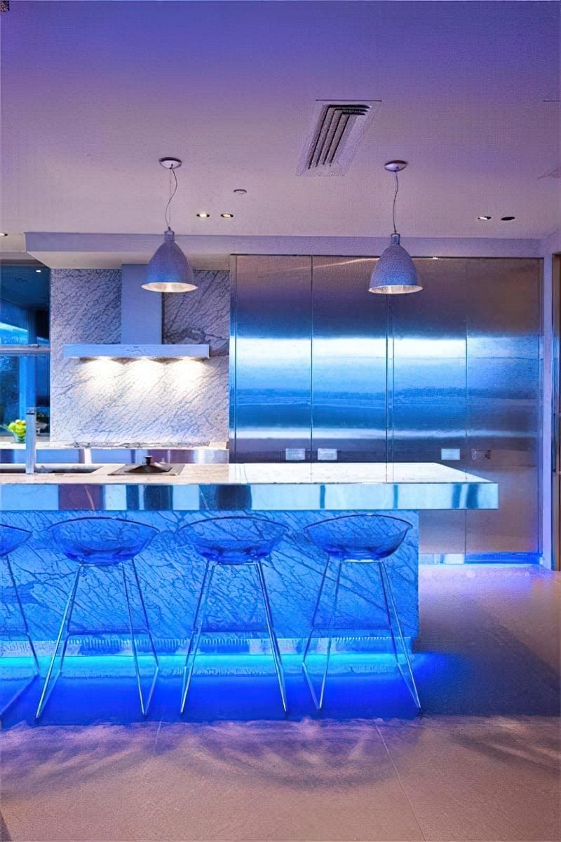 Дизайн кухні в сучасному стилі - поради та ідеї 48