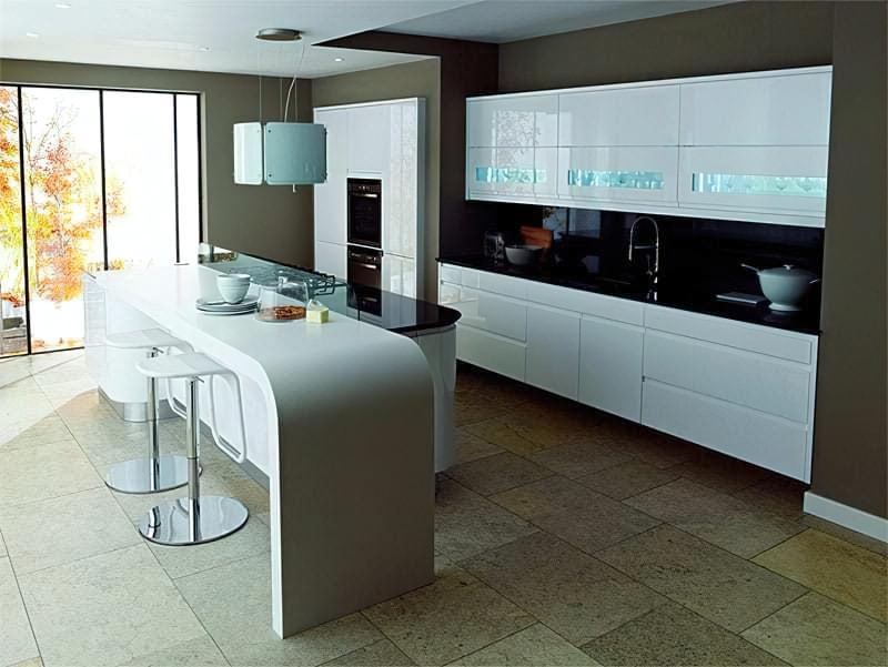 Дизайн кухні в сучасному стилі - поради та ідеї 49