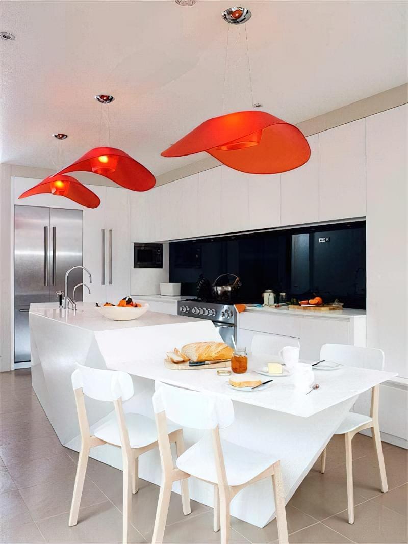 Дизайн кухні в сучасному стилі - поради та ідеї 4