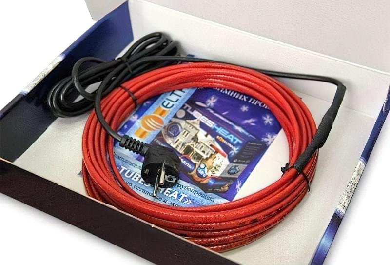 Гріючий кабель для труб: види, підключення та монтаж до водопроводу 5