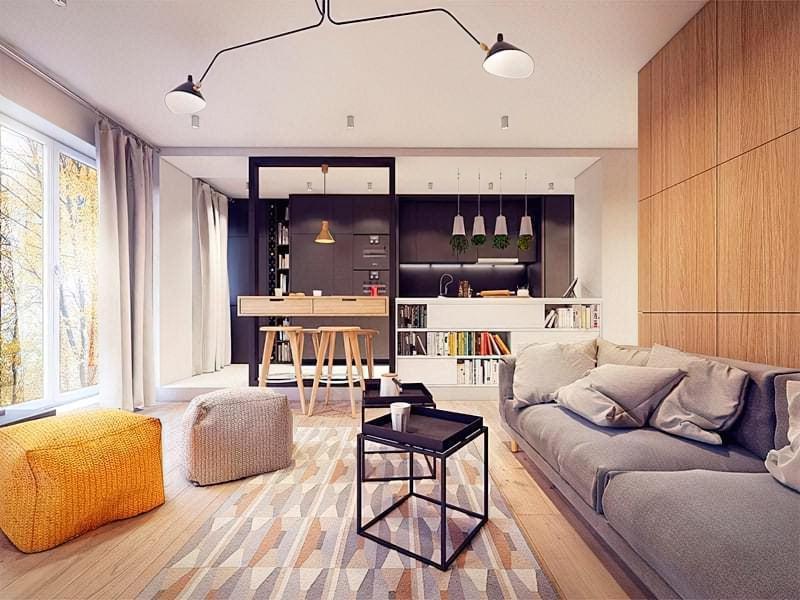 Квартира студія або однокімнатна квартира – в чому відмінність, що зручніше і вигідніше 3