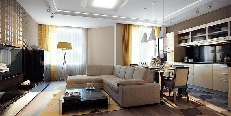 Квартира студія або однокімнатна квартира – в чому відмінність, що зручніше і вигідніше 4