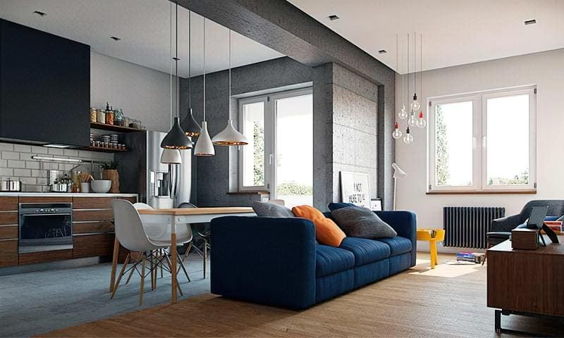 Квартира студія або однокімнатна квартира – в чому відмінність, що зручніше і вигідніше 1