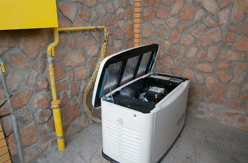 Газовий електрогенератор