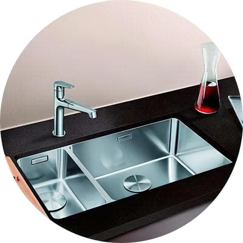 Як вибрати кухонну мийку з усього різноманіття 9