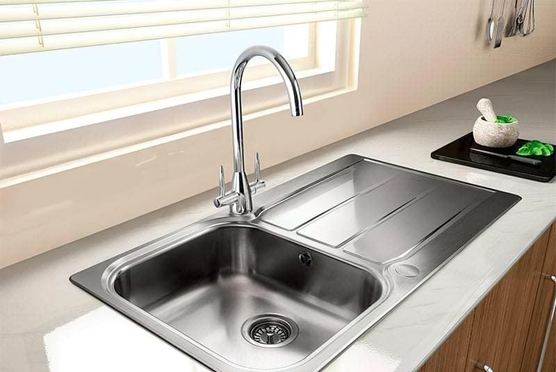 Як вибрати кухонну мийку з усього різноманіття 12