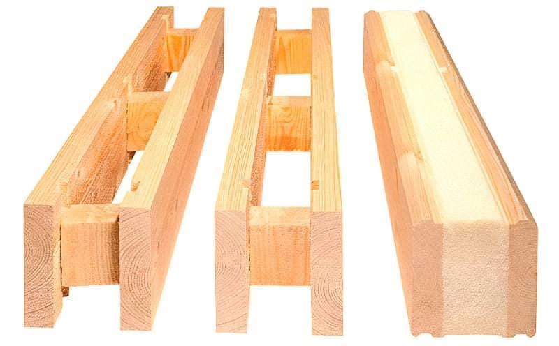 Які бувають види бруса для будівництва будинку 2