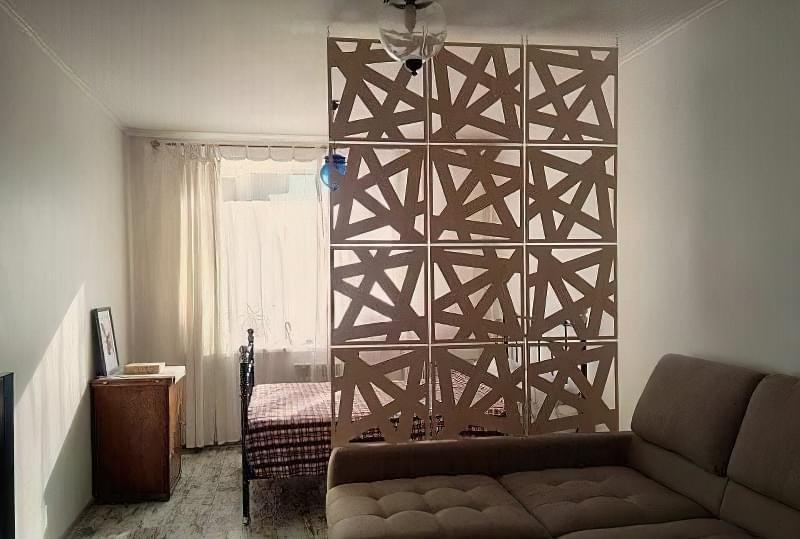 Якими бувають перегородки для зонування простору кімнат? 2