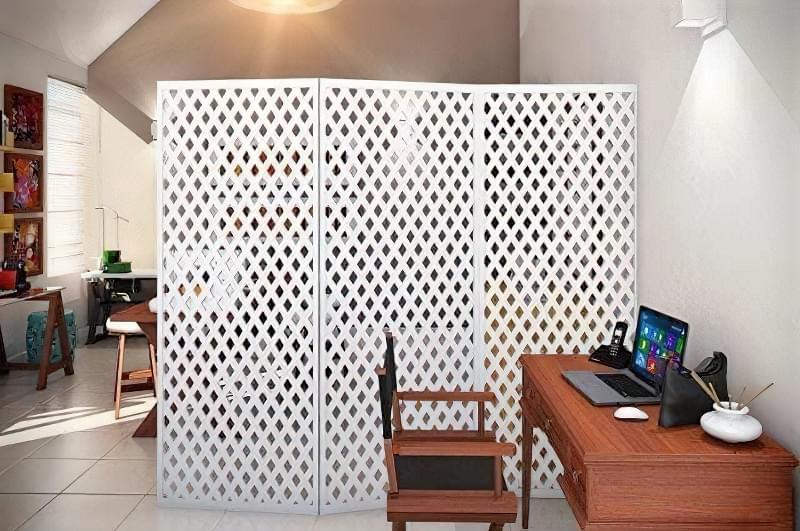 Якими бувають перегородки для зонування простору кімнат? 5