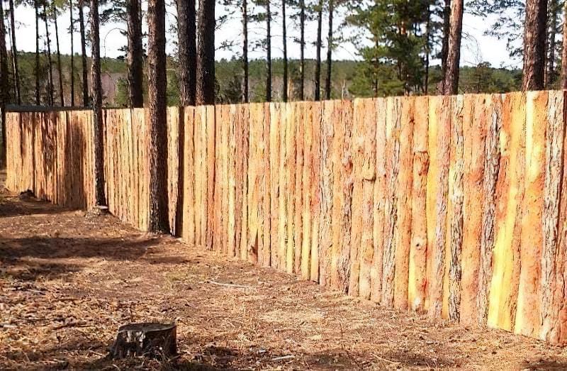 З чого зробити тимчасовий паркан-огорожу на період будівництва? 2