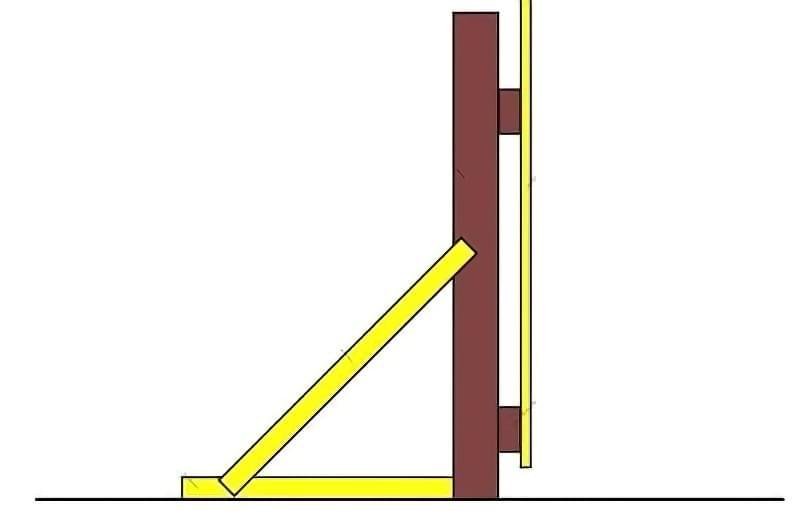 З чого зробити тимчасовий паркан-огорожу на період будівництва? 3