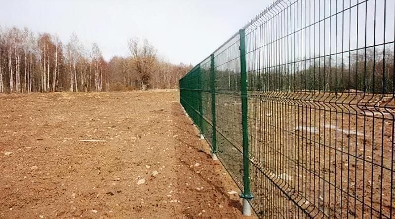 З чого зробити тимчасовий паркан-огорожу на період будівництва? 7