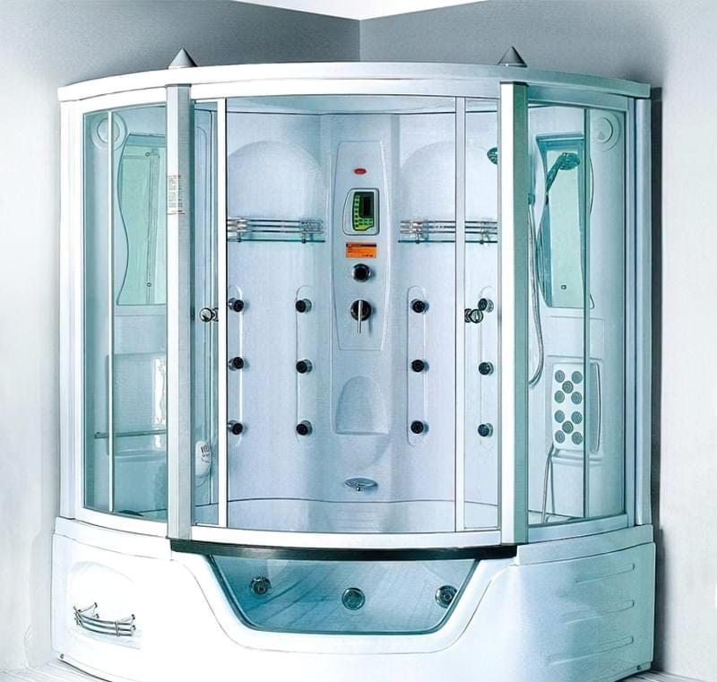 Багатофункціональна душова кабіна