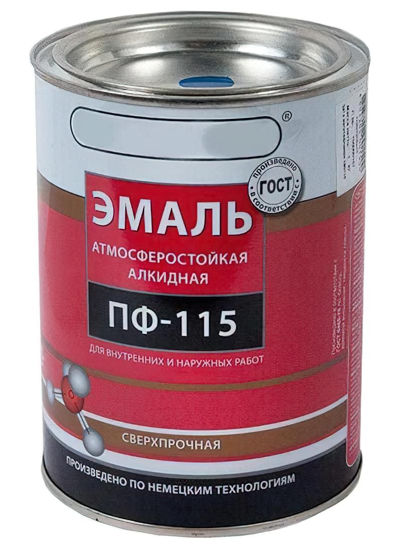 Емаль ПФ-115