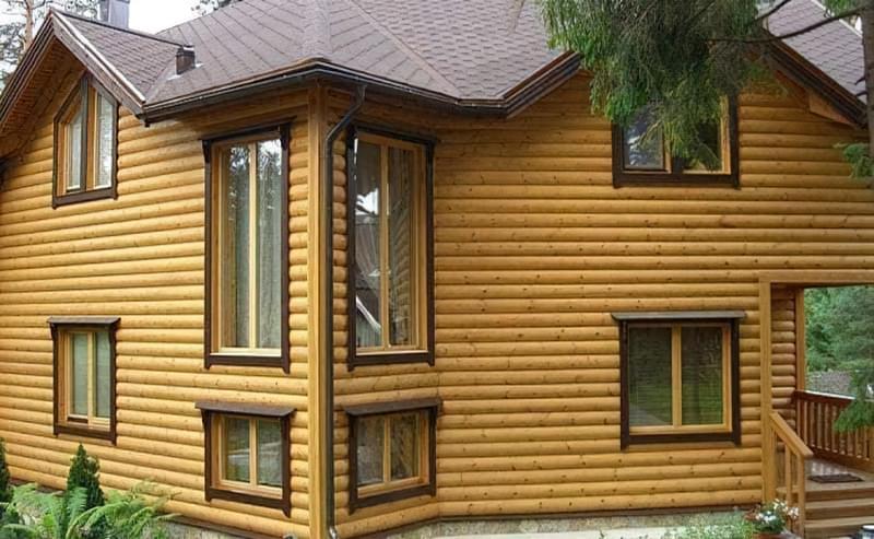 Варіанти обробки будинку з сіп-панелей 15