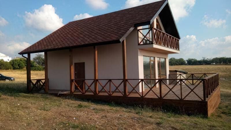 Варіанти обробки будинку з сіп-панелей 18